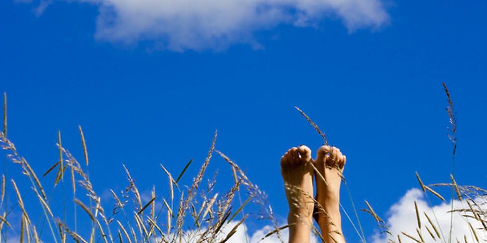 Open Air Yoga im August