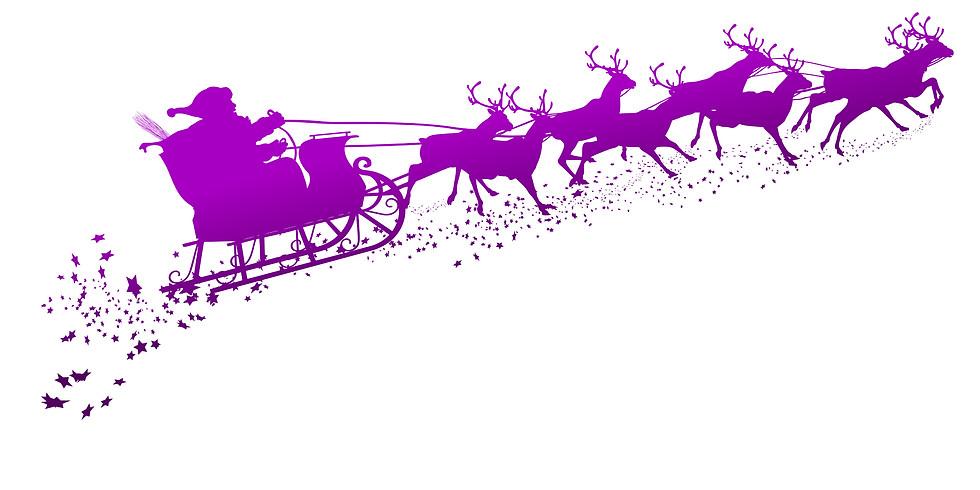 Dein Date mit Santa (Spenden-Event)