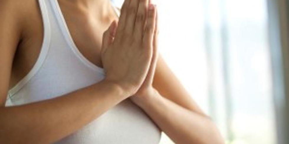 Yoga & Meditation / Freitag 16:30 Uhr