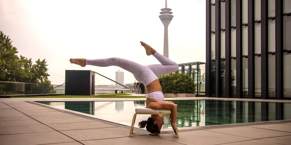 FeetUp: neue Energie & Perspektiven (mit Michaela)