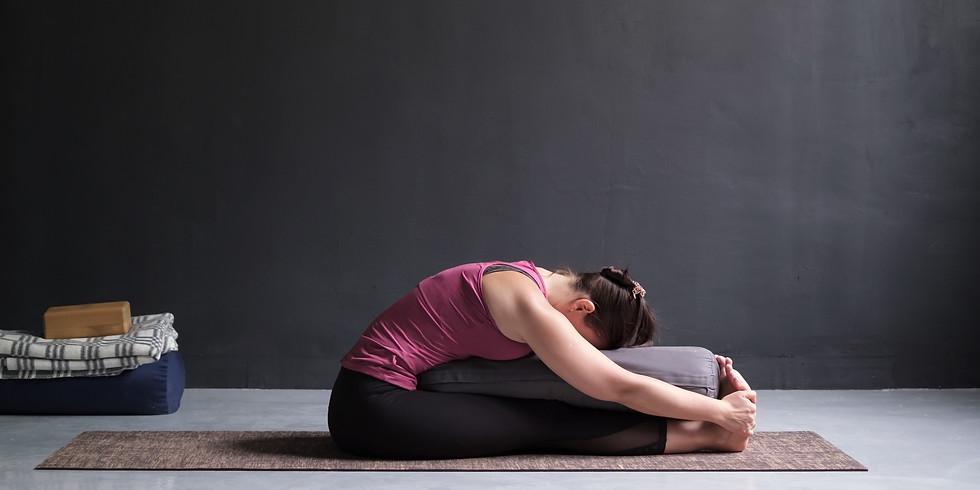 Yin Yoga für einen gesunden Rücken