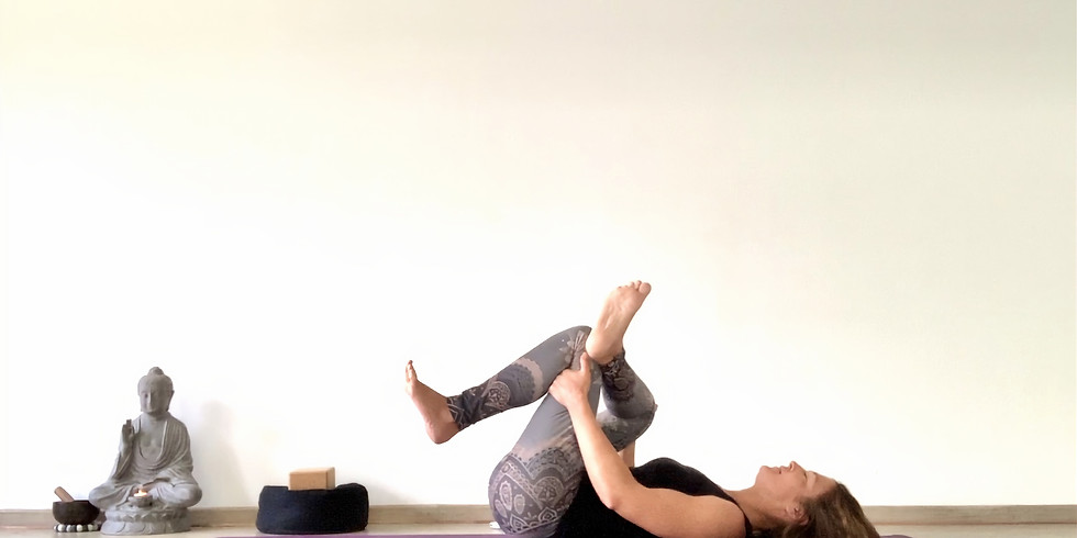 Isas Wohlfühl-Rücken-Yoga
