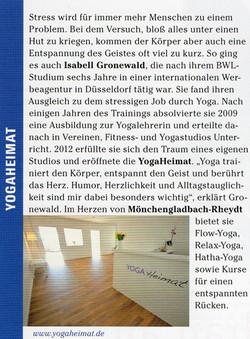 TOP Magazin / April 2012