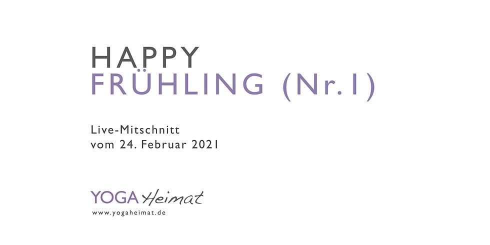 Happy Frühling - Nr. 1