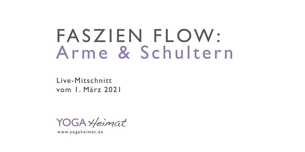 Faszien Flow: Schultern & Arme