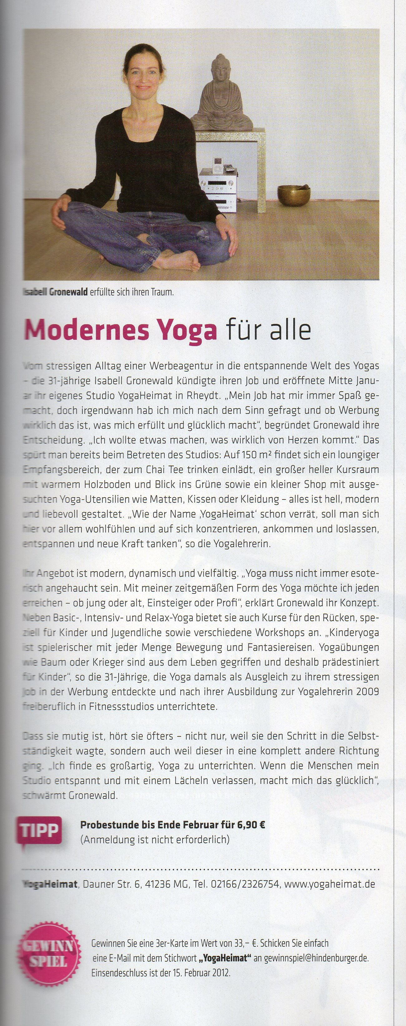 Hindenburger / Feb 2012