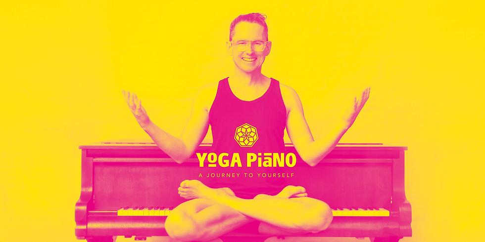 Event: Yin Yoga Piano Soundbath