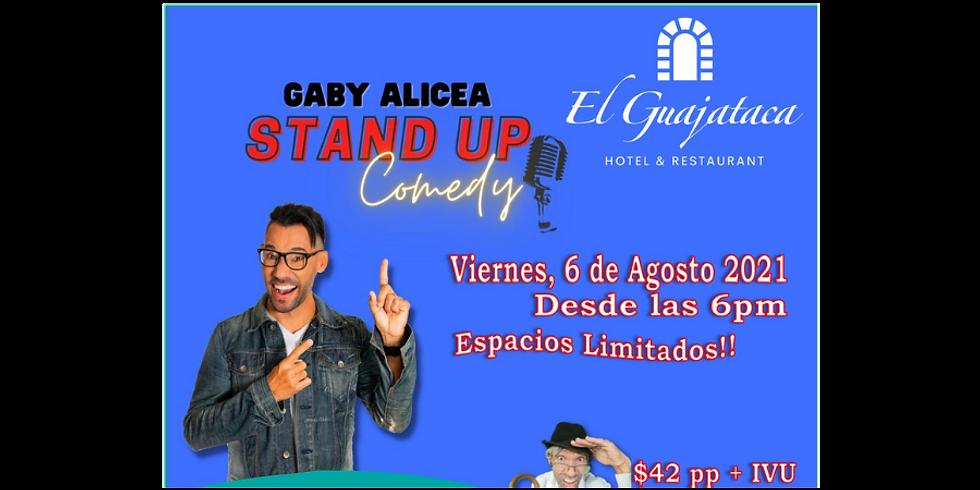 Gaby Alicea | STAND UP COMEDY | 6 de Agosto 2021