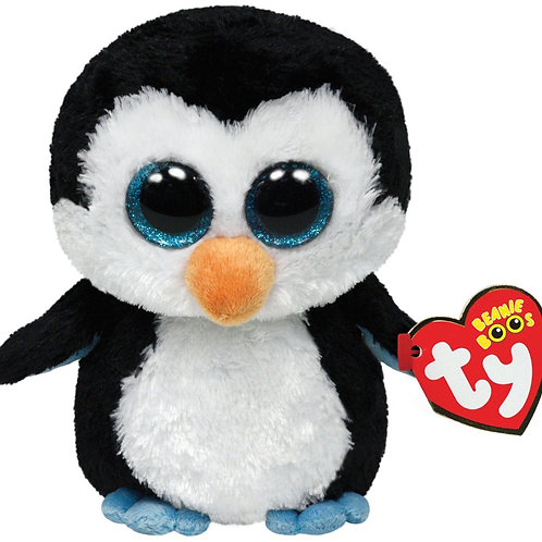 WADDLES PENGUIN TY BEANIE BOOS