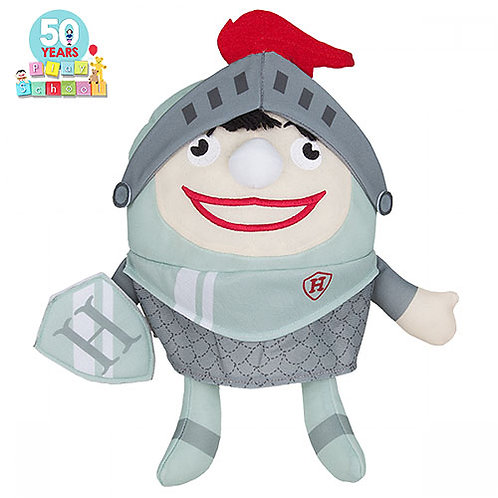 ABC KIDS PLAY SCHOOL HUMPTY DUMPTY KNIGHT PLUSH 18CM