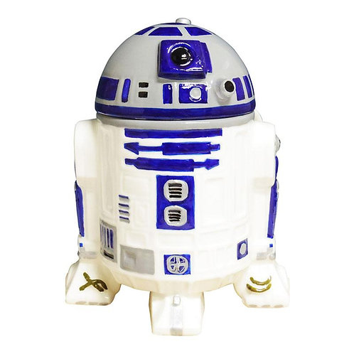 STAR WARS LICENSED 3D R2D2 MONEY BOX