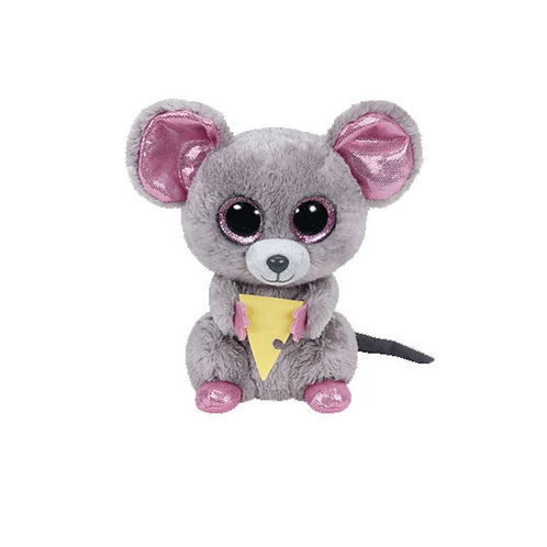 SQUEAKER THE MOUSE TY BEANIE BOOS