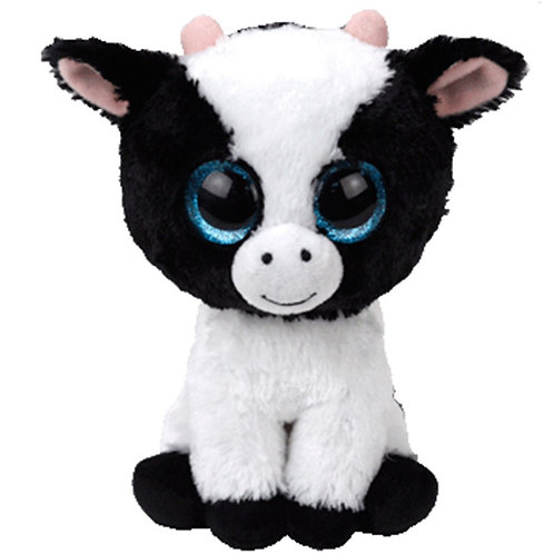 BUTTER THE COW TY BEANIE BOOS