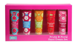XBC Fruity And Floral Hand Cream Gift Set