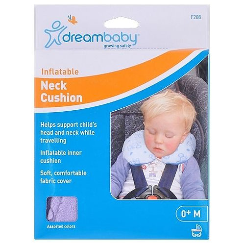 BRAND NEW DREAM BABY INFLATABLE NECK CUSHION