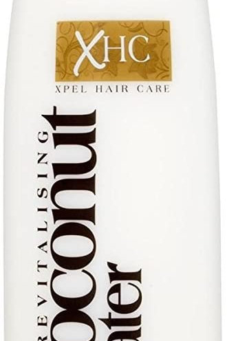 XHC REVITALISING COCONUT WATER CONDITIONER NATURAL HYDRATING 400ml