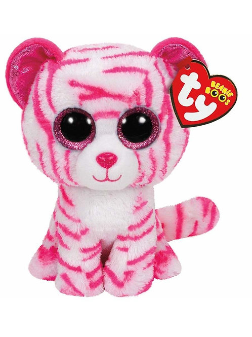 ASIA THE PINK TIGER TY BEANIE BOOS