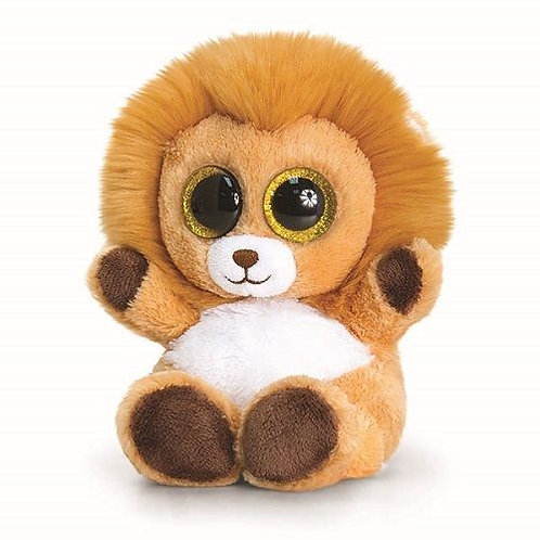 KEEL TOYS ANIMOTSU  BEANIE 15CM LION CALLED RORY