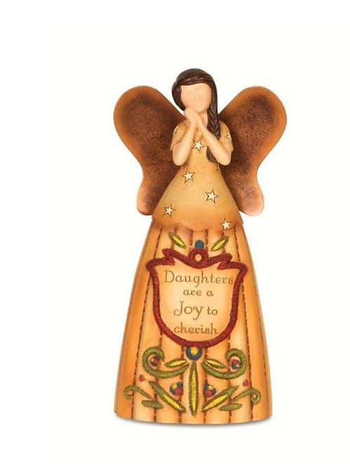 COUNTRY SOUL 29012 DAUGHTER ANGEL FIGURINE 15CM / 6""