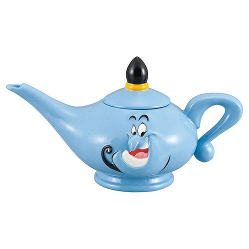 DISNEY ALADDIN GENIE TEAPOT TEA FOR ONE LICENSED