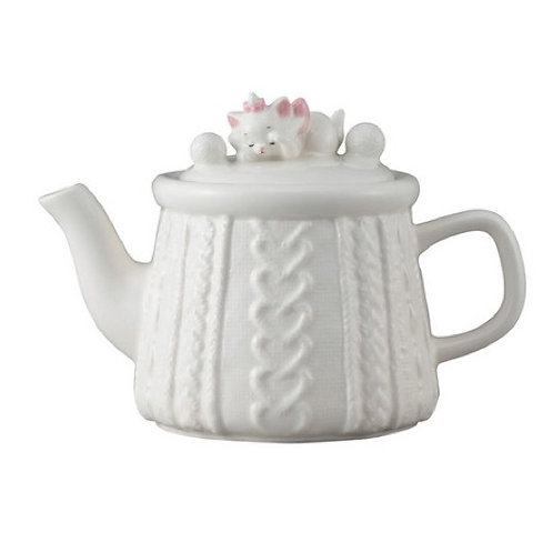 DISNEY MARIE ARISTOCATS TEA POT DESIGNED IN JAPAN