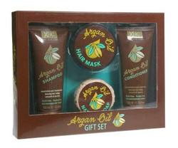 XHC Argan Oil 4-Piece Gift Set.