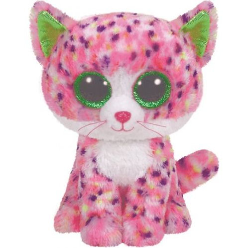 SOPHIE THE PINK CAT TY BEANIE BOOS