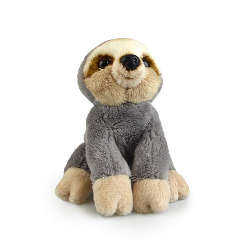 SLOTH 15CM KORIMCO LIL FRIENDS THE ECO FRIENDLY  PLUSH TOY  AND ECO FRIENDLY TAG