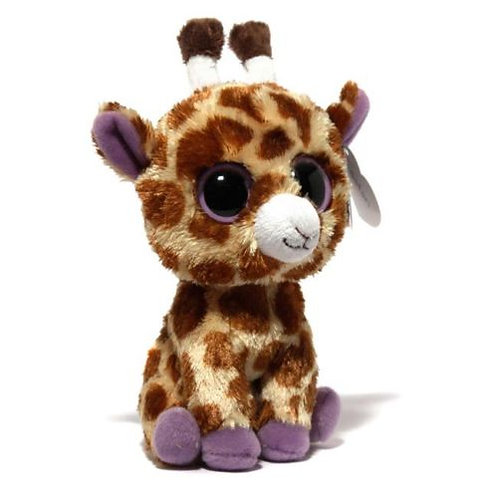SAFARI THE GIRAFFE TY BEANIE BOOS