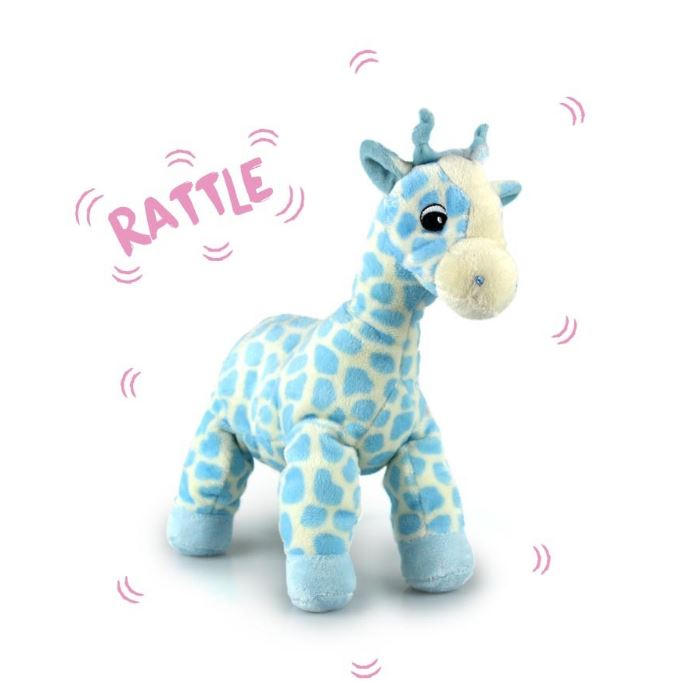 KORIMCO TWINKLES GIRAFFE WITH RATTLE