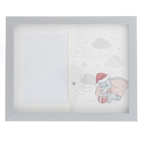DISNEY BABY MAGICAL BEGINNINGS DUMBO PHOTO FRAME IS 26 X 20CM MAGICAL CHRISTMAS