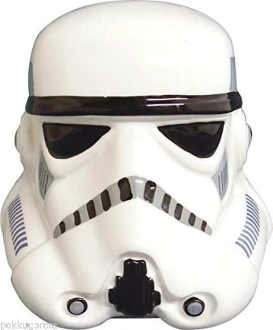 LICENSED STAR WARS STORM TROOPER MON