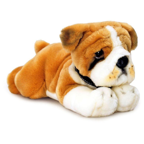 KORIMCO KEEL TOYS BULLDOG CALLED BUTCH 30CM
