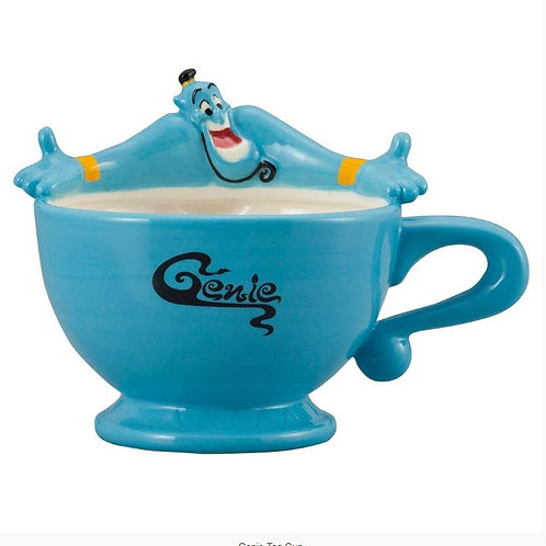 DISNEY ALADDIN GENIE TEA CUP TEA FOR ONE FULLY LICENSED MADE IN JAPAN