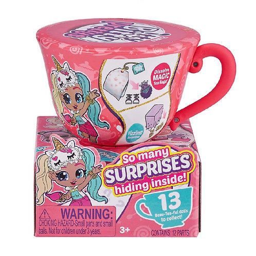 ITTY BITTY PRETTYS TEACUP SURPRISE SERIES 1 13 DOLLS TO COLLECT