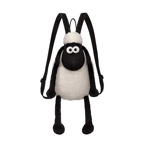 AURORA AARDMAN SHAUN THE SHEEP BACK PACK 30CM
