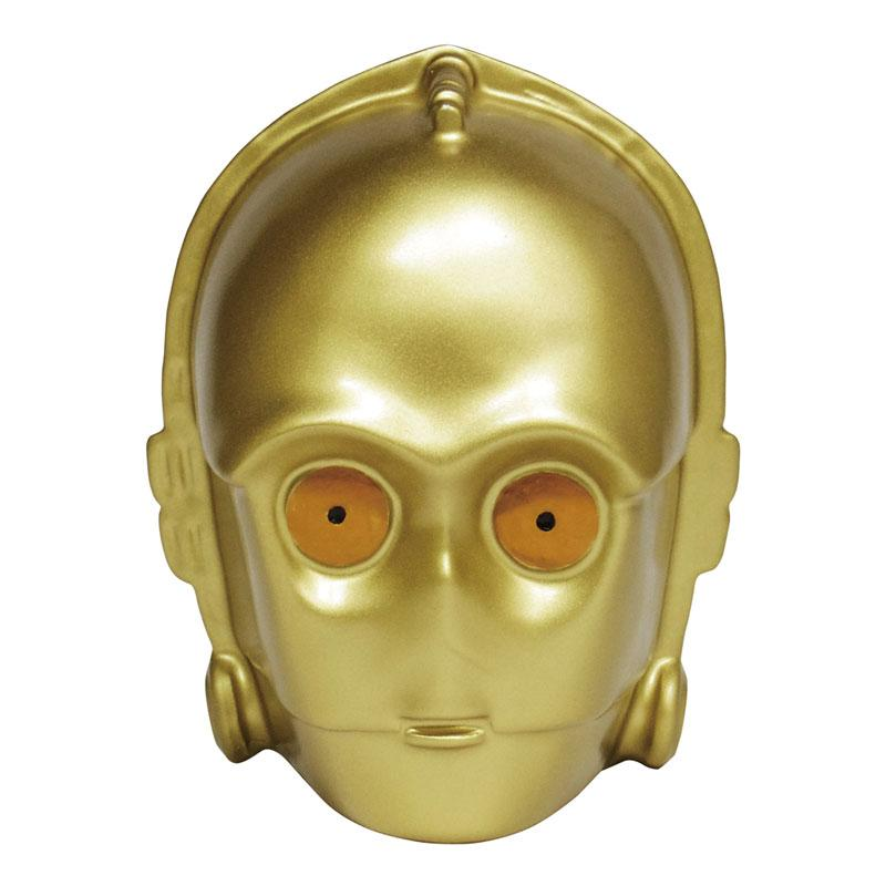 STAR WARS LICENSED C3 PO CERAMIC MON
