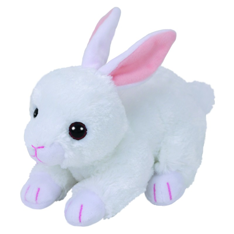 COTTON THE WHITE EASTER RABBIT TY BE