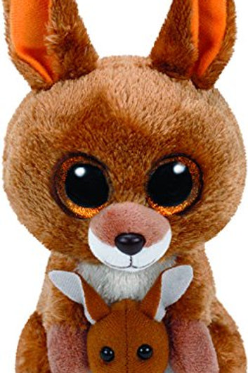 KIPPER THE KANGAROO TY BEANIE BOOS