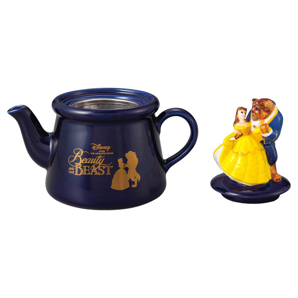 DISNEY BEAUTY AND THE BEAST TEAPOT B
