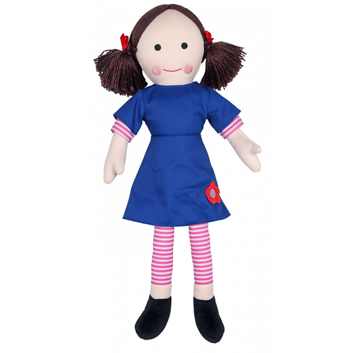 PLAY SCHOOL JEMIMA PLUSH TOY 14CM