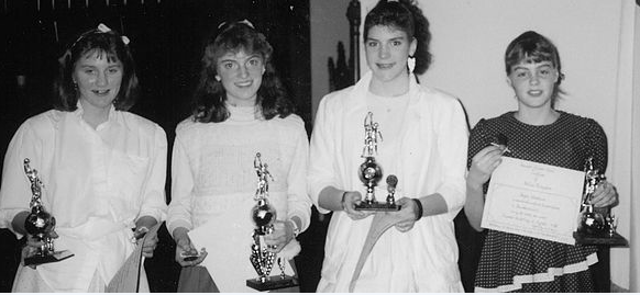1984 Debate Team Winners
