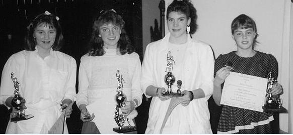 1984 Debate Team Winners