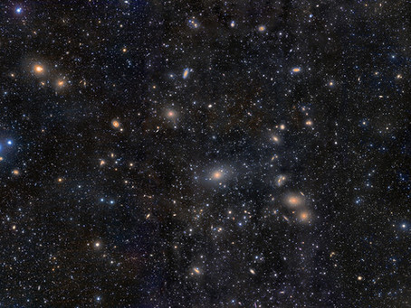 A Safra Galáctica de Virgem