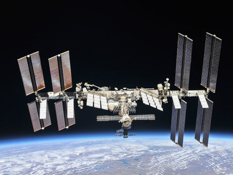 Estação Espacial Internacional: 20 ininterruptos anos de uma tripulação operante!