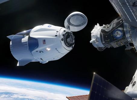 A brilhante união de esforços das gigantes SpaceX e NASA e seu fruto: Crew Dragon – ENDEAVOUR!