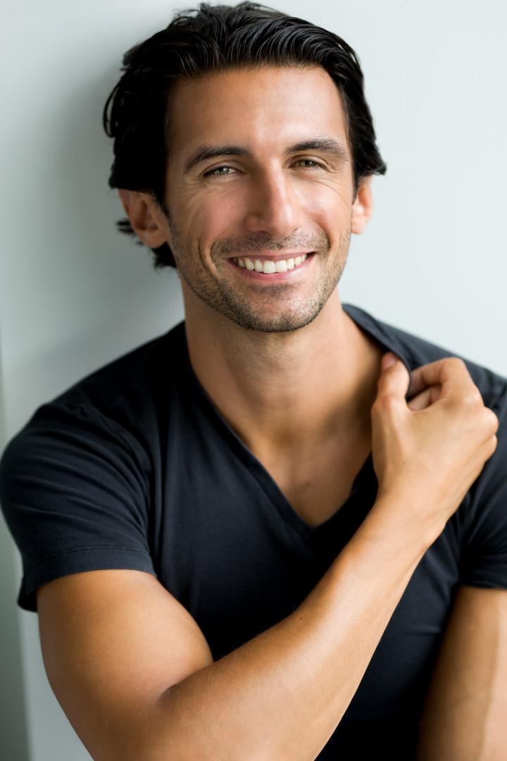 Alessandro Miro Headshot