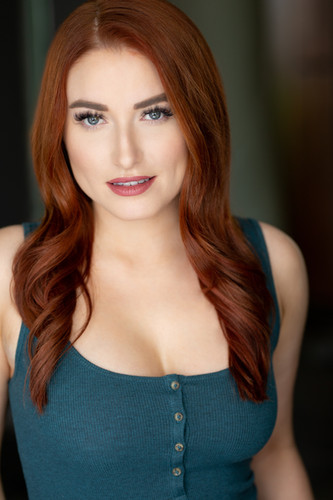 Ruby Gillett Headshot