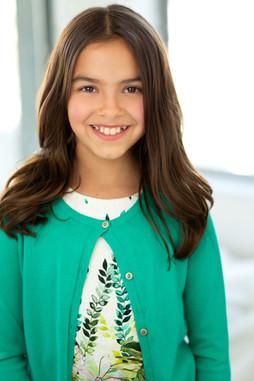 Layla Tangjerd Kids Acting Headshots