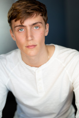 Lukas Johnston Headshot